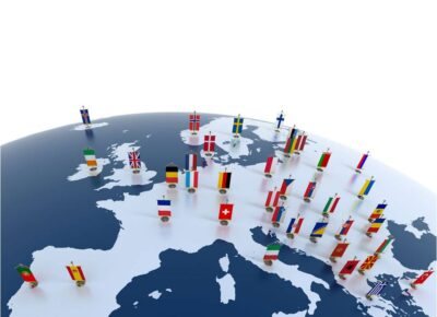 Presentation and management of European Projects in local entities