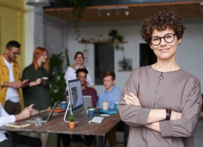 Leadership through Innovation and Creativity