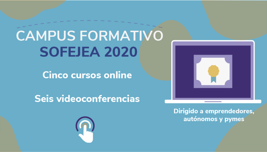 INSTITUTO IKIGAI start an online training campus with SOFEJEA for entrepreneurs, self-employed and SMEs